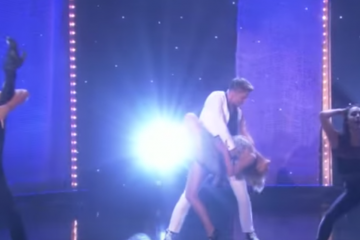 Derek Hough Julia Hough Dance