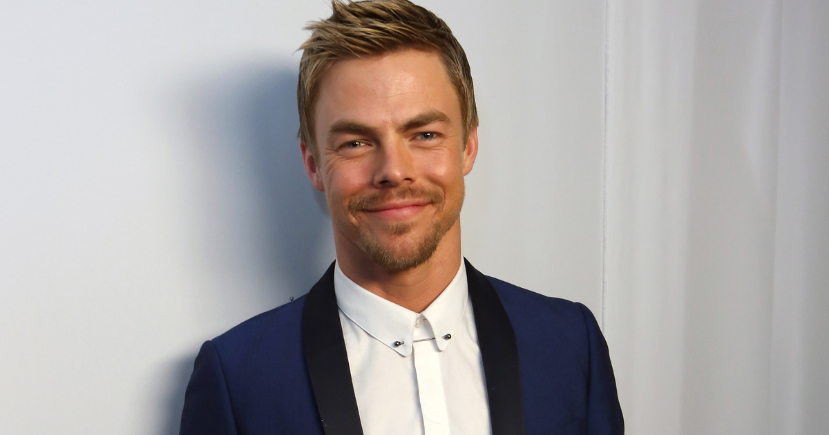 Derek Hough talks 'World of Dance' on 'Live with Kelly and Ryan'