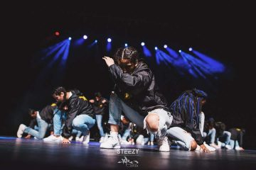 Riot Squad, youth winners of 'World of Dance' in Dallas