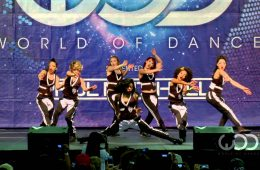 World of Dance - 2018 Events