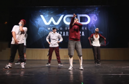 World of Dance Zaragoza 2018 - Team Division Winners