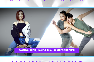 Jake and chau world of dance